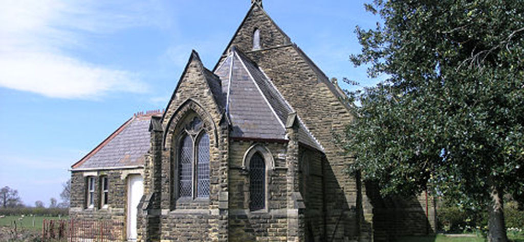 Methodist Church at Acaster Malbis